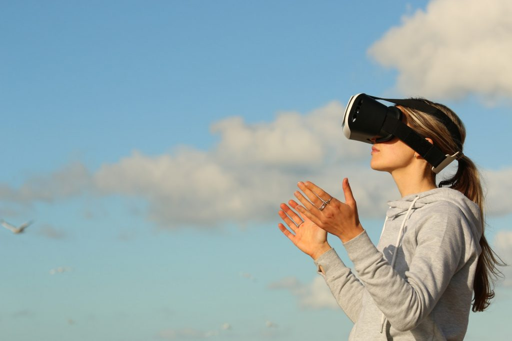 Read more on What is VR?