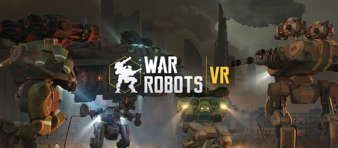 War Robots VR - The Skirmish